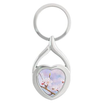 Japanese Cherry - Sakura In Bloom Keychain