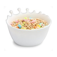 SPILT MILK Cereal Bowl
