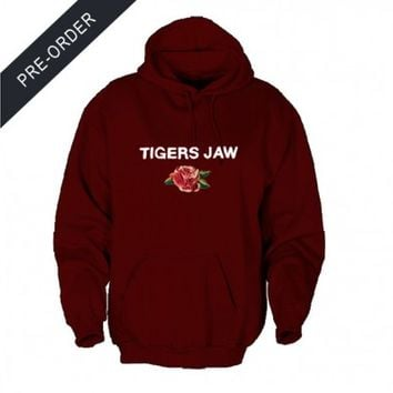 Tigers Jaw - Charmer Hoodie - Tigers Jaw - Artists