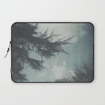 On Cool Days Laptop Sleeve by Ducky B