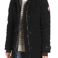 Canada Goose 'Lorette' Hooded Down Parka with Genuine Coyote Fur Trim | Nordstrom