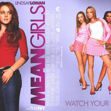 Mean Girls 11x14 Movie Poster (2004)
