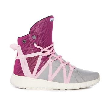 Super Freak Premium Pink High Top Sneaker for Cardio
