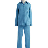 Donna Karan Two Piece Pajama Set