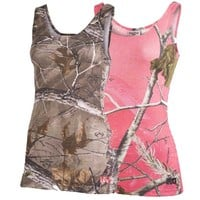 Realtree Girl Women's Abby Camo Tank