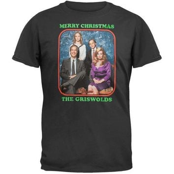 CREYON Christmas Vacation - The Griswolds T-Shirt