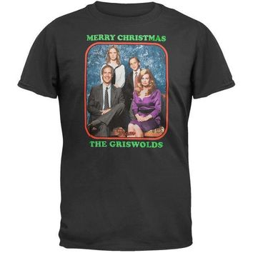 PEAPGQ9 Christmas Vacation - The Griswolds T-Shirt