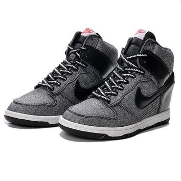 Nike Dunk Sky Hi Essential Inside Heighten woman Leisure High Help Board Shoes4