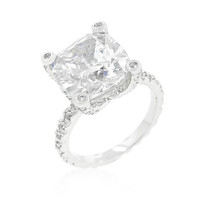Brilliant Engagement Ring, size : 06