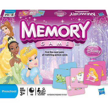 Memory Game - Disney Princess