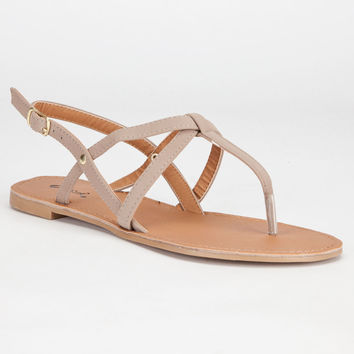 QUPID Athena Womens Sandals | Sandals