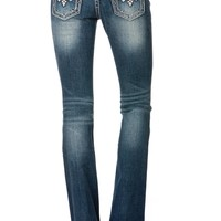 Chanzelize Boot Cut Jeans