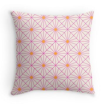 Mid Century Stars- Decor Pillow (more colors)