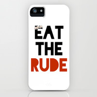 Hannibal iPhone & iPod Case by fyyff