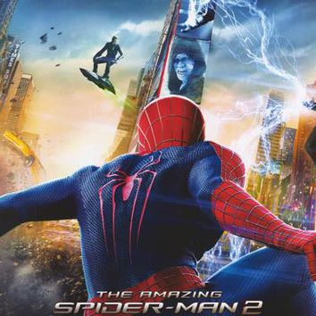 Amazing Spider-Man 2 Movie Poster 22x34