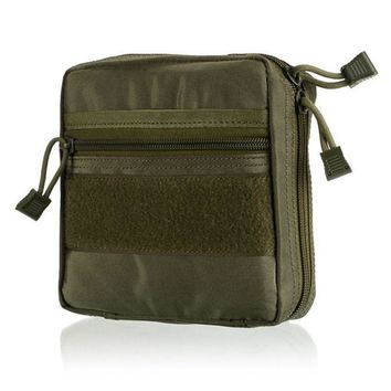 2017 New Military First Aid Kit Belt EDC Pouch Survival Gear Bag Tactical Multi Medical Kit or Utility Tool