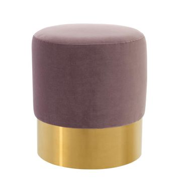 Purple Stool | Eichholtz Pall Mall