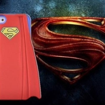 New style Creativity phone case,Superman case,Superman cloak case for iphone 4 iphone 4s  iphone 5  iphone 5s  iphone 5c = 1946692164