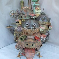 Howl's Moving Castle 3D Paper Model 50cm Tall