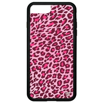 Pink Leopard iPhone 6+/7+/8+ Plus Case