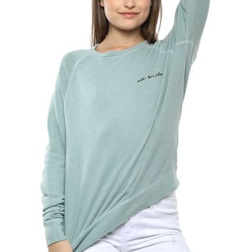 Good hYOUman All Smiles Pullover