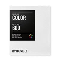 Instant Film for Polaroid 600 Cameras - Color