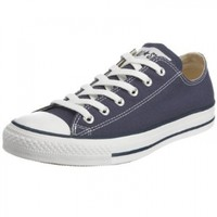 Converse Unisex Chuck Taylor All Star Core Ox Sneaker, Navy, Men's 7 Women's 9