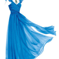 Grecian Goddess Dress > Dresses | The J. Peterman Company