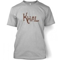 Something Geeky PP - Khal T-Shirt - Inspired By Game Of Thrones