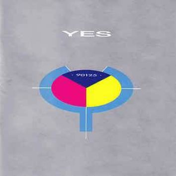 90125 - Yes, CD