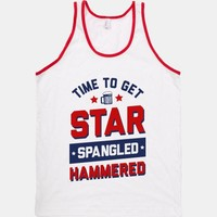 Time to Get Star Spangled Hammered | HUMAN