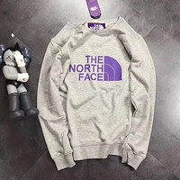 THE NORTH FACE PURPLE LABEL x nanamica Fashion Round Neck Top Sweater Pullover