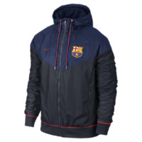Nike FC Barcelona Authentic Windrunner Men's Jacket