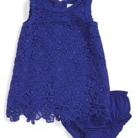 kate spade new york lace dress (Baby Girls)   Nordstrom