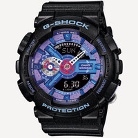 G-Shock S Series Gmas110hc-1A Watch Black Combo One Size For Women 26571714901