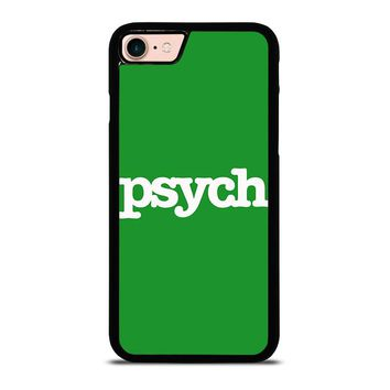 PSYCH iPhone 8 Case Cover