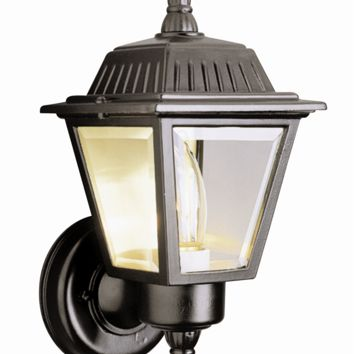 "Trans Globe Lighting 4006 8"" High Outdoor Wall Light Lantern"