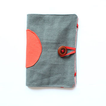 Ereader cover pattern - Kindle sewing PDF tutorial - Kobo, Nook, Sony ereader