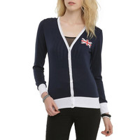 Doctor Who - Tardis Juniors Cardigan