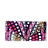Trendy Fashion Clutch Pink