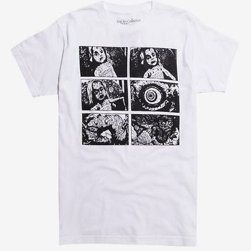 Junji Ito Collection Doll Funeral T-Shirt
