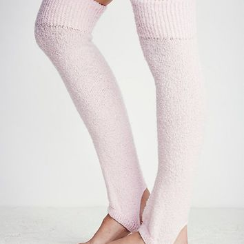 Free People Rydell Boucle Legwarmer