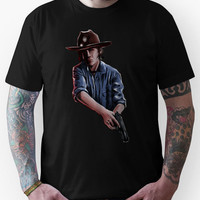 Carl Grimes - The Walking Dead Unisex T-Shirt