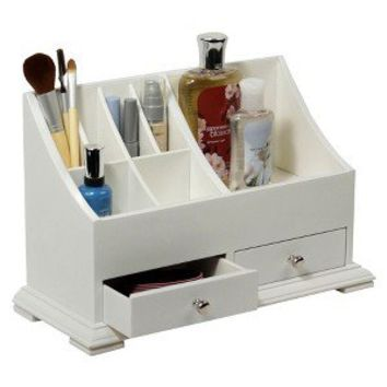 Richards Homewares Personal Organizer - White (Small)