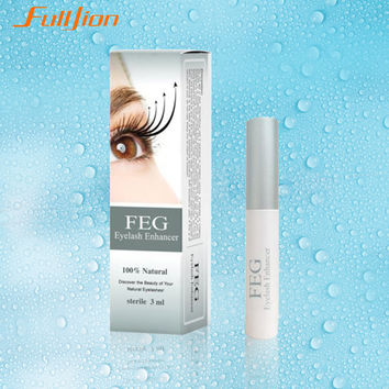 Powerful Makeup Eyelash Growth Treatments original feg eyelash enhancer, 7 Days Grow 2-3mm  Enhancer Eye Lash Longer Thicker