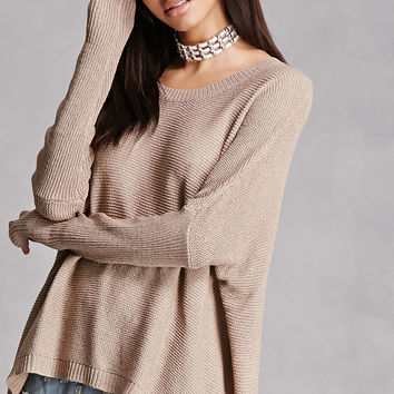 Oversized Dolman Sweater