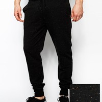 ASOS | ASOS Skinny Sweatpants With All Over Nepp at ASOS