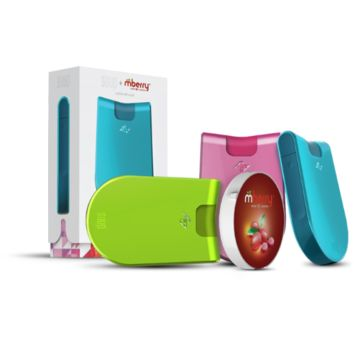 Zuup Portable Pill Box in 6 Fashionable Colors