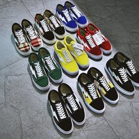 VANS Revenge x Storm Pop-up Store Men Women Sneaker