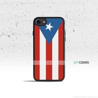 Puerto Rico Flag Phone Case Cover for Apple iPhone iPod Samsung Galaxy S & Note